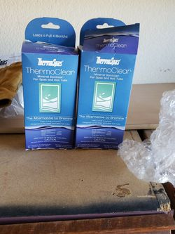 New Thermo Spas Thermoclear Alternative To BROMAINE for Sale in Phoenix,  AZ
