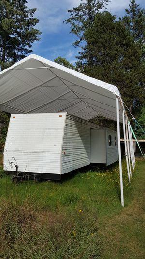 2007 35 foot rv trailer for Sale in Vaughn, WA