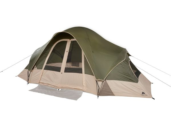 8 Person Outdoor Camping Canopy Dome Tent Waterproof (New in Box) For Family Hiking with Kids