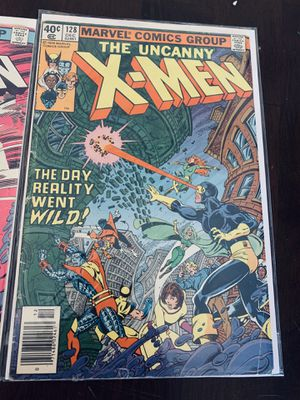 Uncanny X-men 127-128 for Sale in Chicago, IL