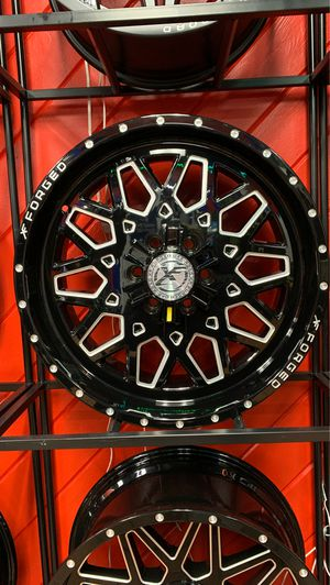 New XF Forged Off Road rims for Sale in Orlando, FL