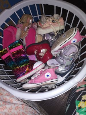 Baby shoes for Sale in Tulsa, OK