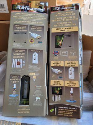 Easy Install Flatscreen / TV Mount Kit for Sale in Austin, TX