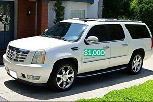 💲1OOO 2OO8 Cadillac Escalade Good for Sale in Mesa, AZ