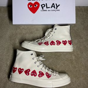 Converse comme des garcons size 11 for Sale in University Heights, OH