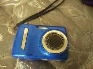 Blue digital camera for Sale in Portland, OR