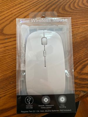 Brand new Wireless Mouse for Sale in Fall River, MA