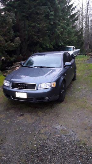 2002 Audi A4 1.8T for Sale in Lake Stevens, WA