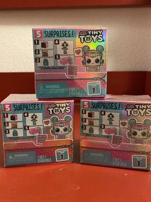 LOL Surprise Dolls for Sale in Edmonds, WA