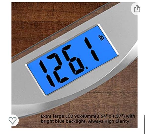 Digital Body Weight Bathroom Scale Weighing Scale