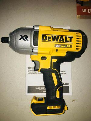 Dewalt wrench 1/2 for Sale in Bakersfield, CA