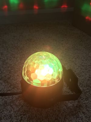 Disco Ball Party Lights for Sale in Bartlett, IL