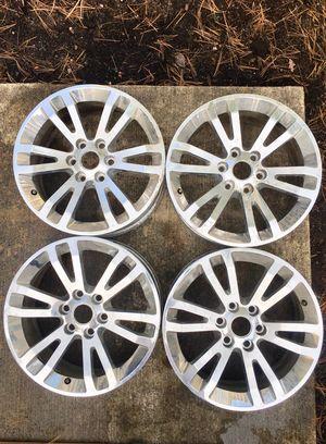 "18"" Chrome Wheel (OEM GM) for Sale in Alexandria, VA"