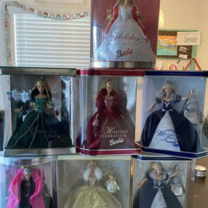 Vintage Holiday Barbies for Sale in Phoenix, AZ