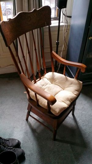 Antique wooden chair commode for Sale for sale  New York, NY