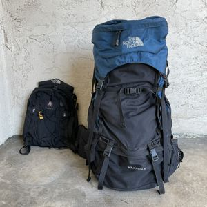 The North Face Stamina 65 Backpack for Sale in Escondido, CA