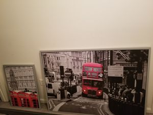 London canvas art for Sale in Manassas, VA