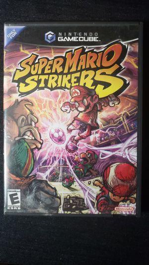 Super Mario Strikers Nintendo GameCube for Sale in Los Angeles, CA