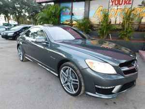 2011 Mercedes-Benz CL-Class for Sale in Tampa, FL