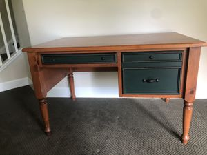 Antique desk and chair for Sale in Wayne, PA