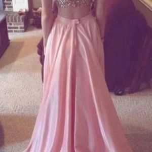 Sherri Hill Prom Dress / Pageant Dress (Blush Pink, Size 2, Style#: 32020) for Sale in Monroeville, NJ