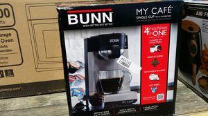 new Bunn My cafe single cup for Sale in Atlanta, GA