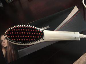 Hair Brush Straightener for Sale in Seattle, WA
