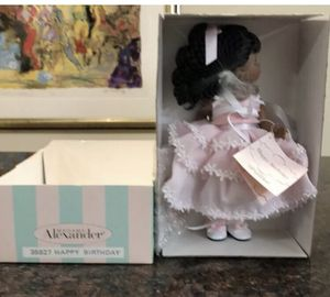 Madame Alexander Happy Birthday Doll 35927 for Sale in Rockville, MD