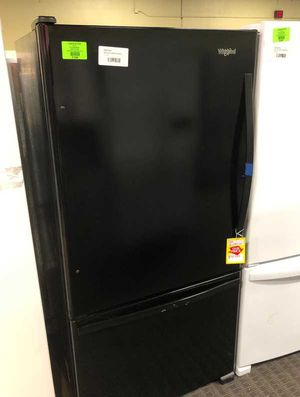 Whirlpool Black Refrigerator Model: WRB322DMBB J A for Sale in Dallas, TX