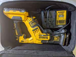 20-Volt MAX XR Lithium-Ion Cordless Brushless Compact Reciprocating Saw for Sale in Princess Anne, MD
