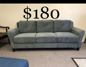 Brand new sofa - Assembled for Sale in Fort Worth, TX