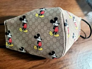 Mickey Guess Face Mask Reversible for Sale in Anaheim, CA