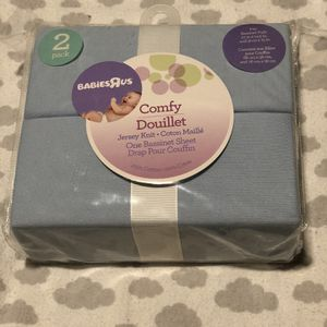 Bassinet Sheets ( 2 Pack) for Sale in Ontario, CA