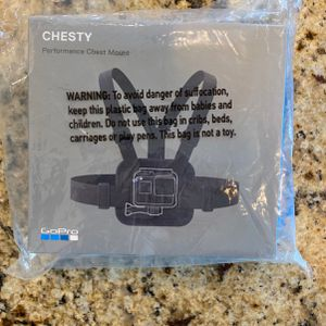 Go Pro Chesty And Sleeve + Lanyard for Sale in Destin, FL