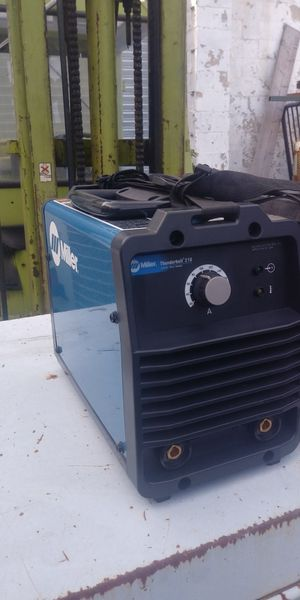 NEW MILLER 210 AMPS DC WELDER 15LBS for Sale in Brooklyn, NY