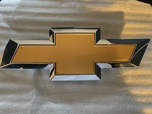 OEM CHEVY SILVERADO EMBLEM for Sale in Bristow, VA
