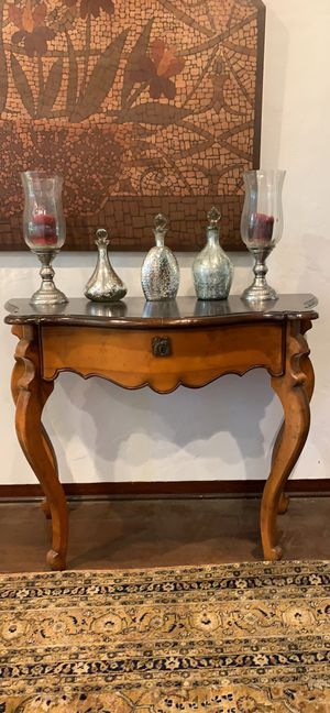 2 Baker Furniture Milling Road French Console Tables for Sale in San Diego, CA