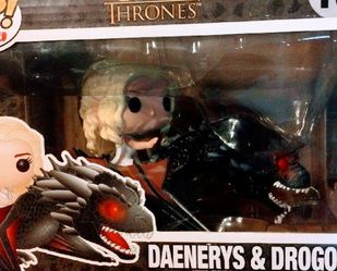 New POP Rides Daenerys & Dragon. for Sale in Apopka,  FL