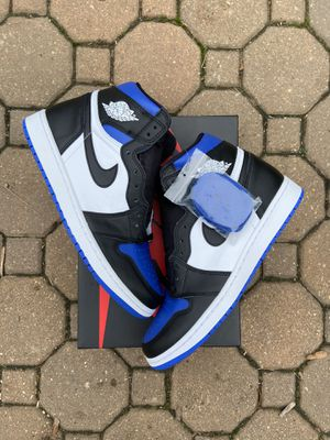 Jordan 1 royal toe for Sale in Trenton, NJ