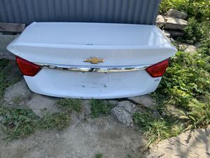 2016 2017 2018 2019 2020 CHEVY IMPALA TRUNK LID DENTS PARTS PARTING OUT DOOR for Sale in Miami, FL