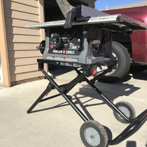 Porter cable Table Saw for Sale in Clovis, CA