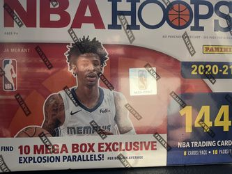 2021 Hoops Mega Box Basketball NBA for Sale in Costa Mesa,  CA