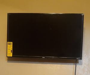 "TCL 32"" Roku Smart Tv for Sale in Dallas, TX"
