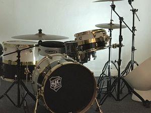 SJC Drum Set for Sale in Saint Charles, MO