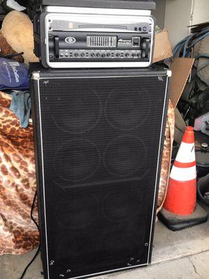 Ampeg bass amp for Sale in Orange, CA