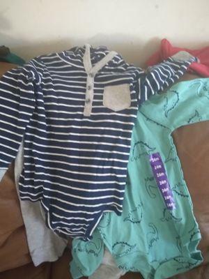 Camiseta y pantalón size 24 mes for Sale in Compton, CA