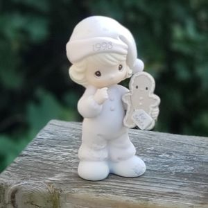 """1993 Christmas Precious Moments """"Wishing you the Sweetest Christmas"""" for Sale in Flint, MI"""