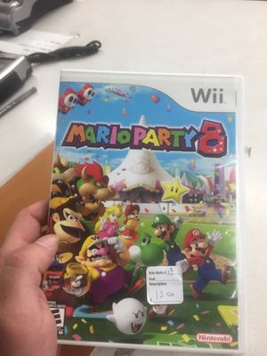 Mario party 8 for Sale in Round Lake Heights, IL