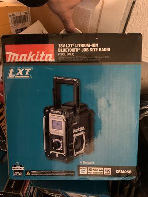 Makita radio for Sale in Allentown, PA