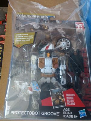 Transformers Combiners Wars Groove NEW for Sale in Lakewood, CA